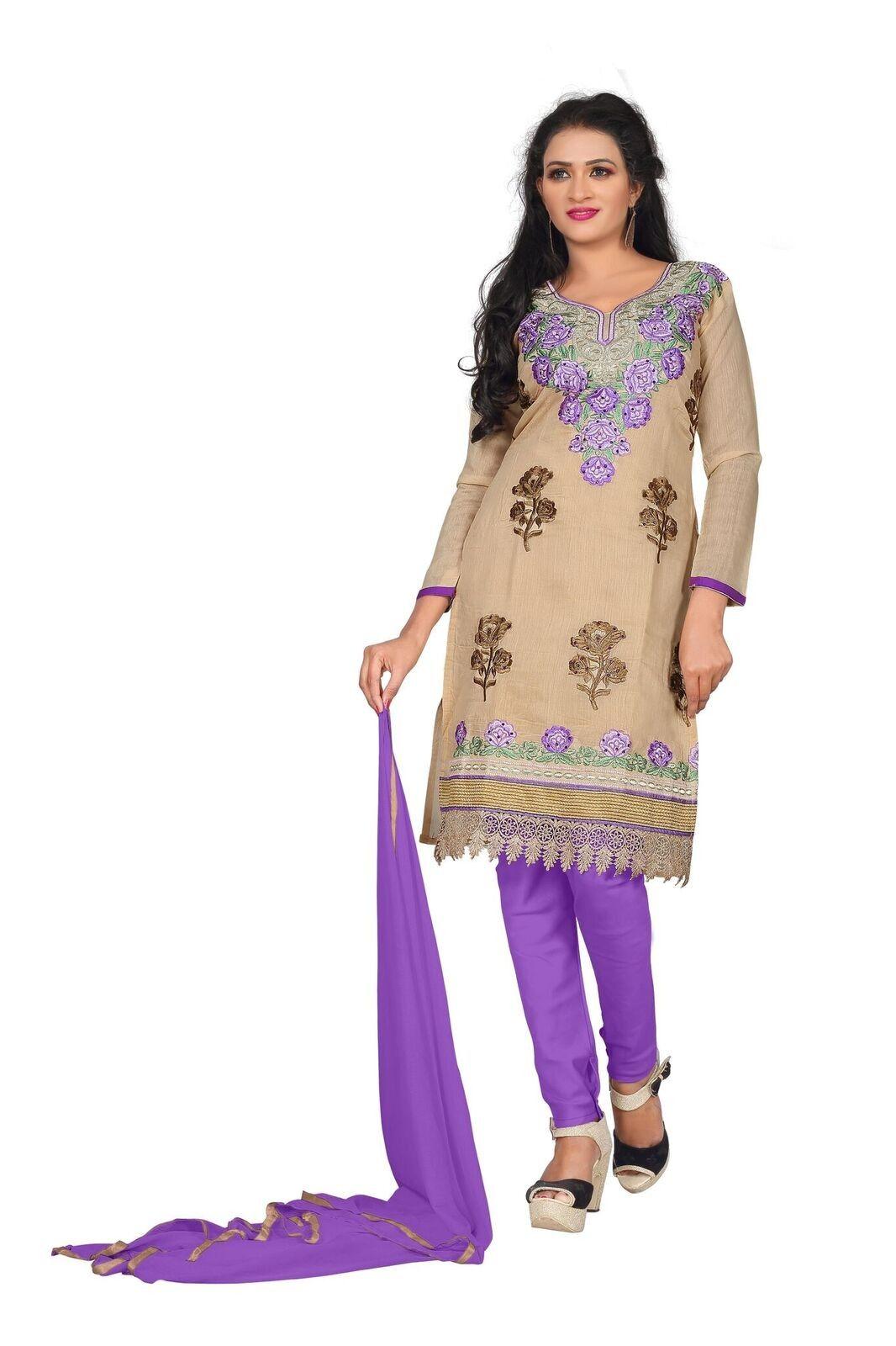 buy saree online Chiku and Lavender Colour Chanderi Designer Party ...