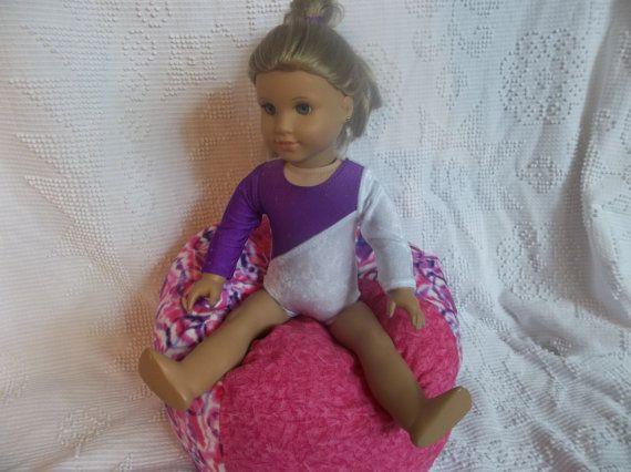 DIY AG Doll Bean Bag Chair