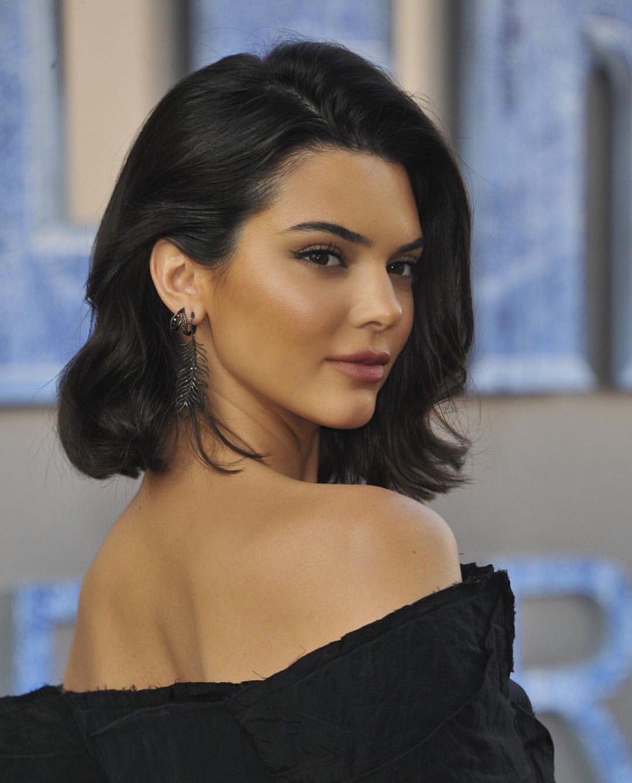 Kendall Jenners Short Hair Hair In 2018 Pinterest Short Hair