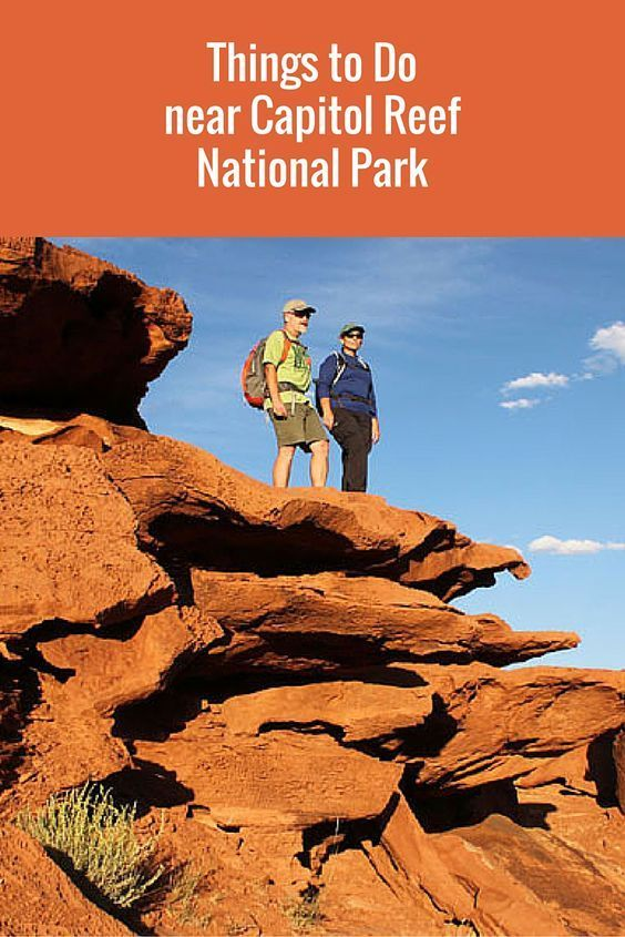 Planning a trip to Utah? Check out the hiking, biking and other travel adventures near Capitol Reef National.