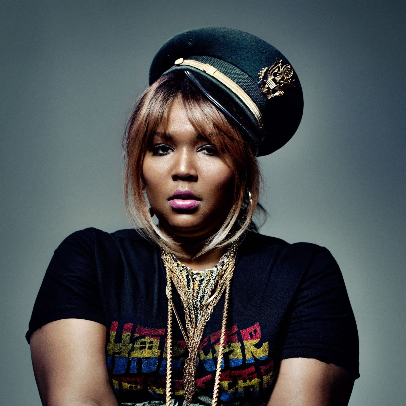 Lizzo totally gross national product girls run the