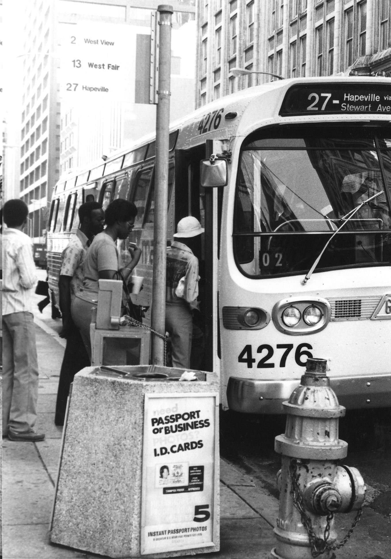 Marta Riders In The 70s Favorite City Bus Station Best Cities