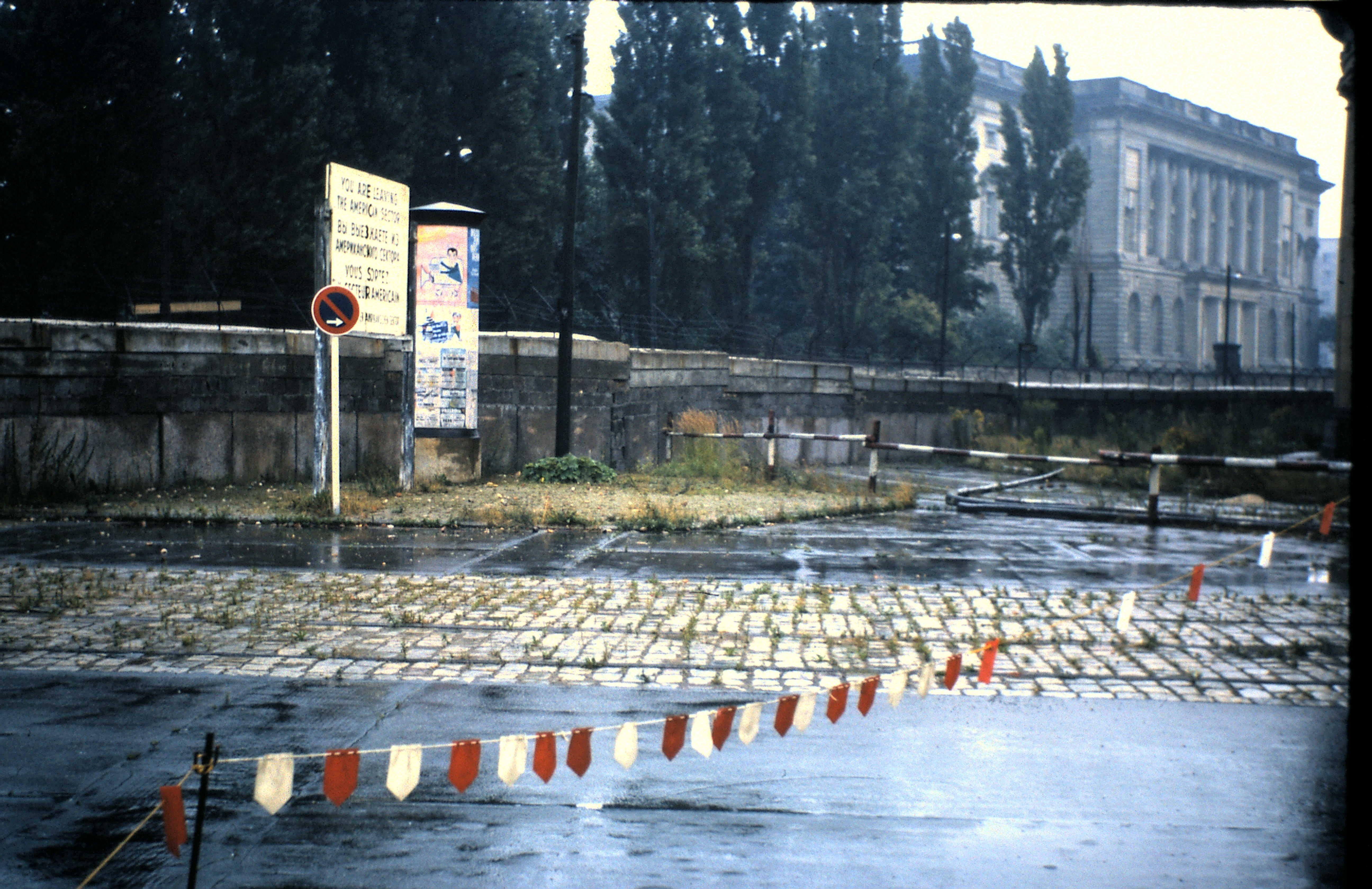 Berlin   Geteilte Stadt. Berliner Mauer, 1960er
