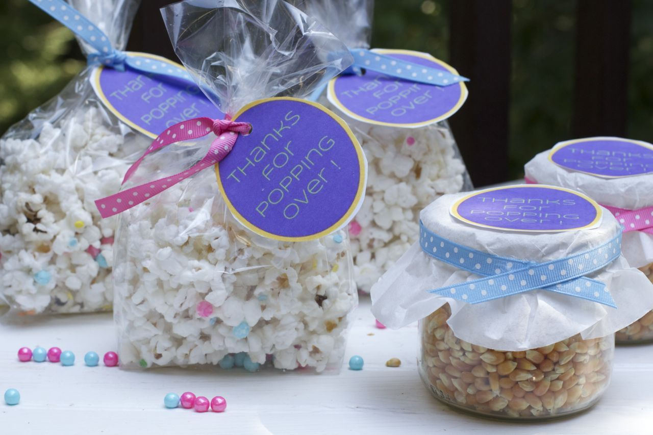 Baby Shower Party Favor Ideas For A Sprinkle