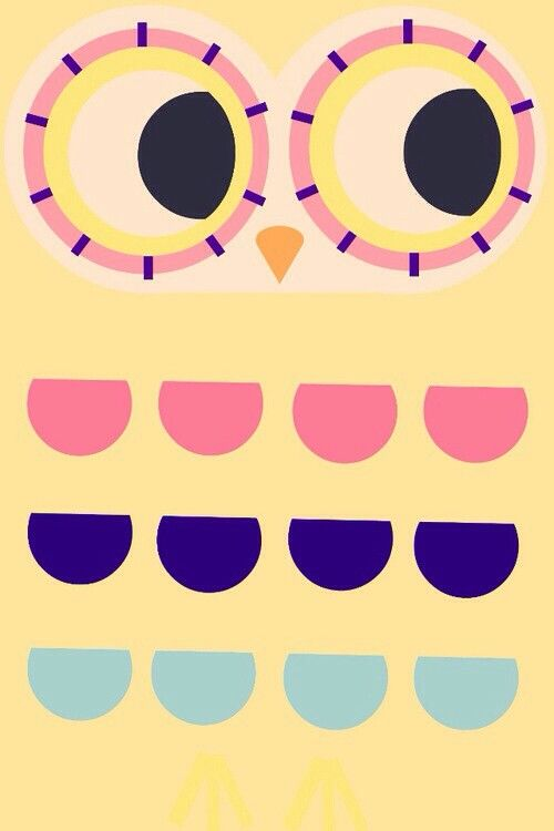 Wallpaper Iphone Cute Owl Colorful Owl Wallpaper Wallpaper Iphone Cute Iphone Wallpaper