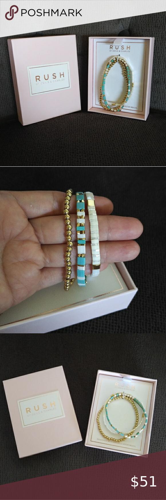 Bracelet *Color Rush* Colorful *Handmade*
