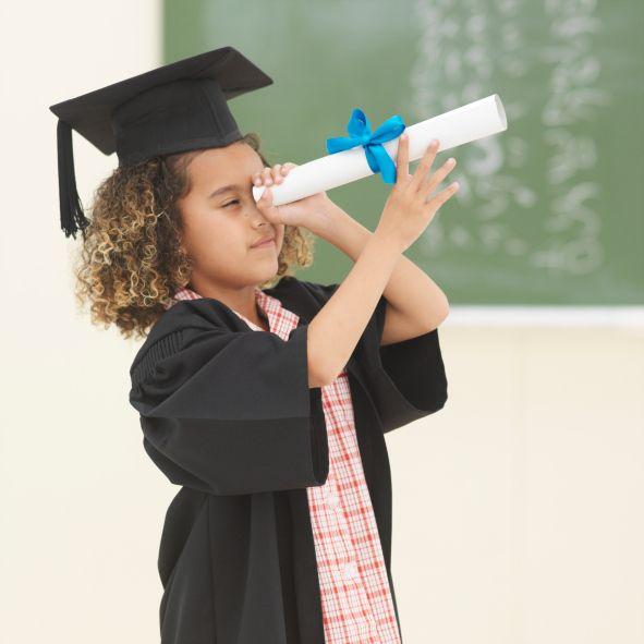 Kiddie Soiree: A Fete For the Smallest Graduates | Preschool ...
