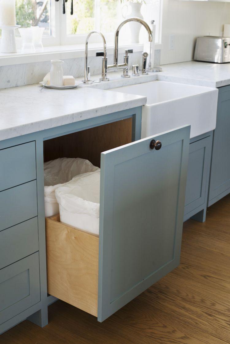 Sie gestalten küchen-design-ideen küche neu gestalten ideen praktisch küchenaufbewahrung
