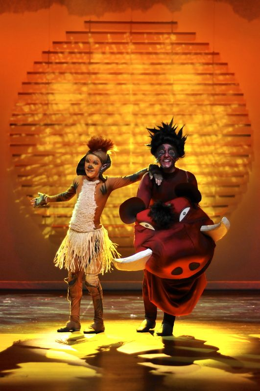 Lion King Broadway Timon Costume Photos - The L...
