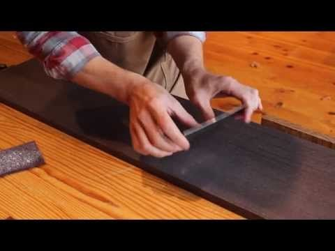 Card Scrapers Are So Versatile We Use Them On Every Piece Of Furniture That Leaves Our Doors Here Are Demonstrat Scraper Diy Woodworking Woodworking Projects