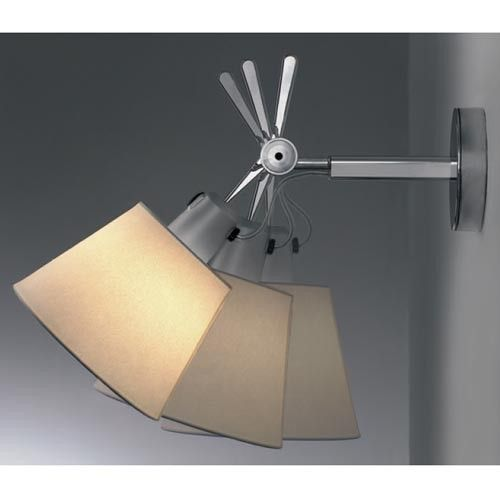 Tolomeo 7 10 12 Wall Shade Tolomeo Wall Lamp Antique Lamp Shades Wall Lights