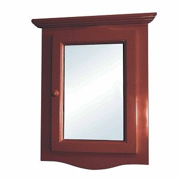 Solid Wood Corner Medicine Mirror Cabinet Cherry 17909 Shop Http Www Re With Images Wall Mounted Medicine Cabinet Corner Medicine Cabinet Medicine Cabinet Mirror