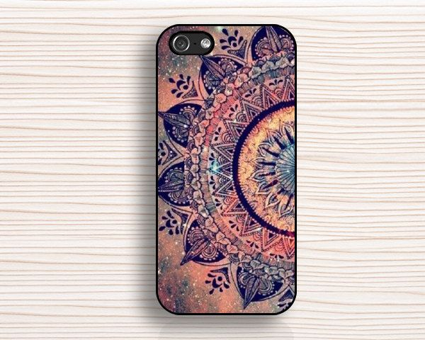 ON SALE flower iphone casemandala iphone 5s by anewcase on Etsy, $6.99