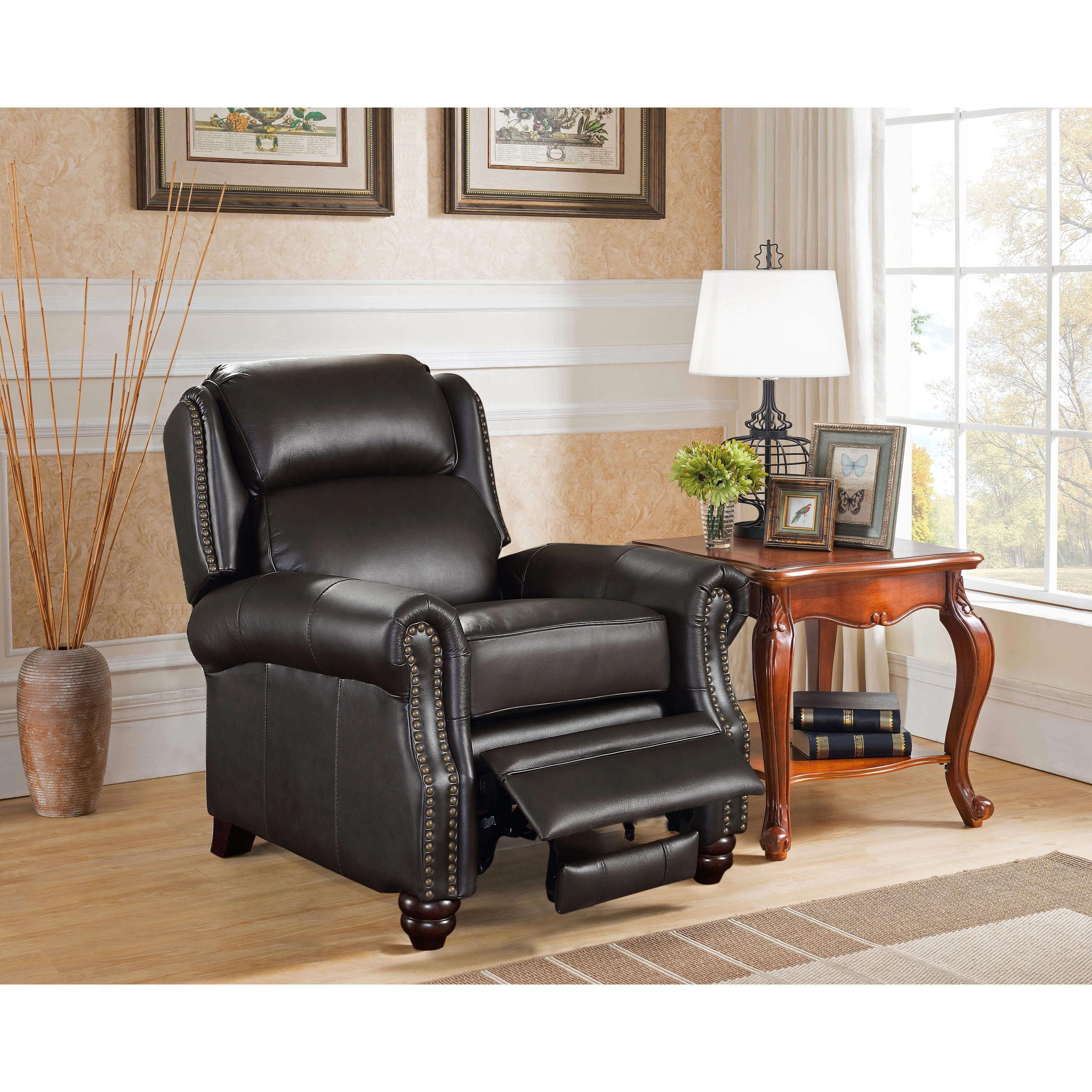 17 exceptional recliner chair head covers for leather