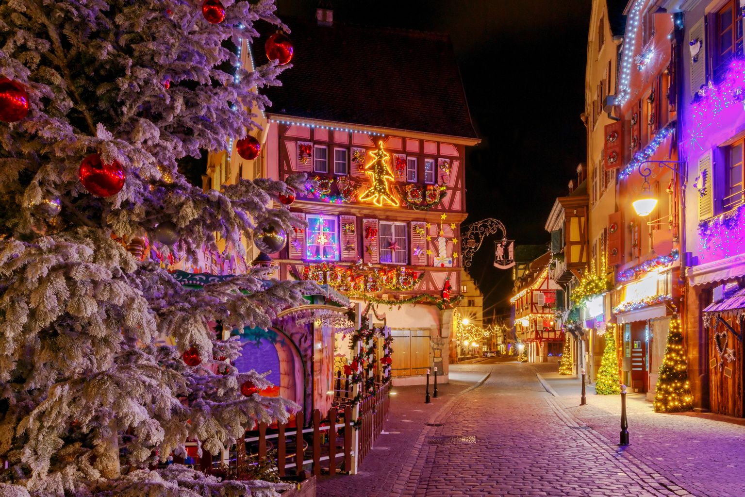 Colmar Christmas Market 2020 With its 500 year tradition, the Colmar Christmas Market is