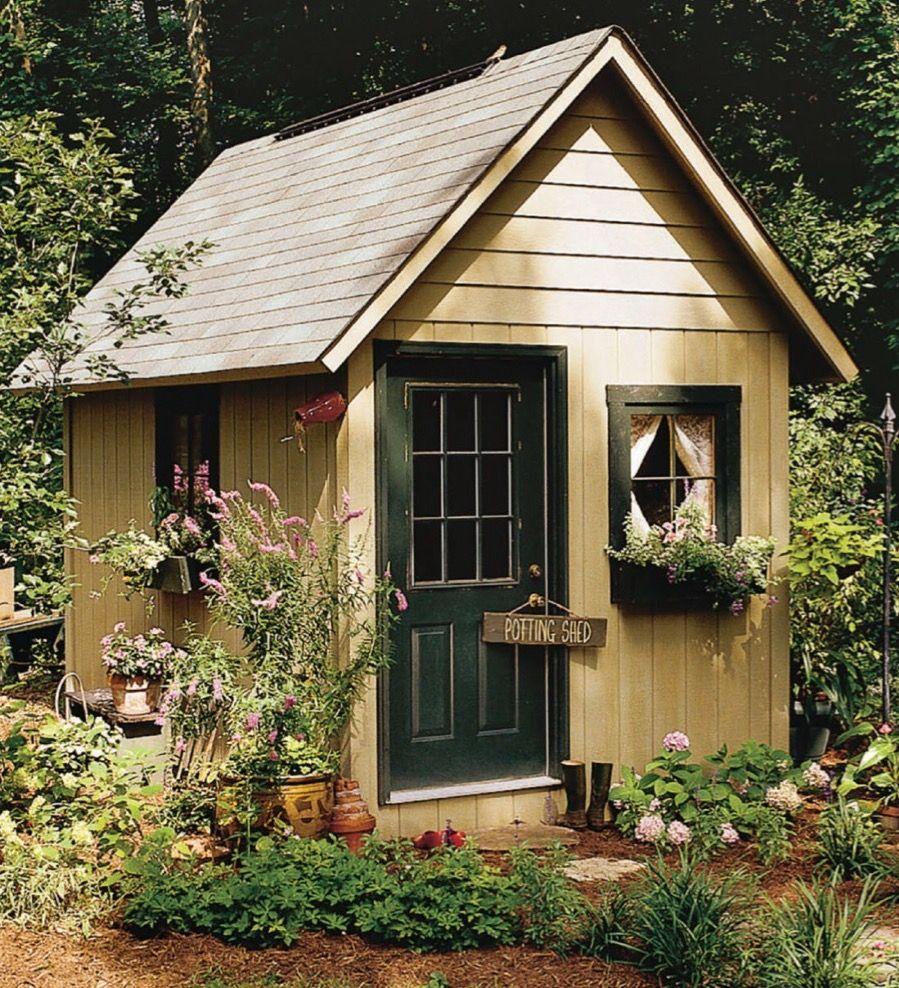 Strange Pin By Jill Engelhardt On Garden Sheds Cottage Garden Download Free Architecture Designs Intelgarnamadebymaigaardcom