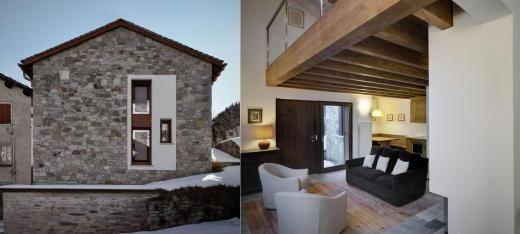 Ristrutturazione stalle e fienili stalle fienili for Progetti di piani casa fienile