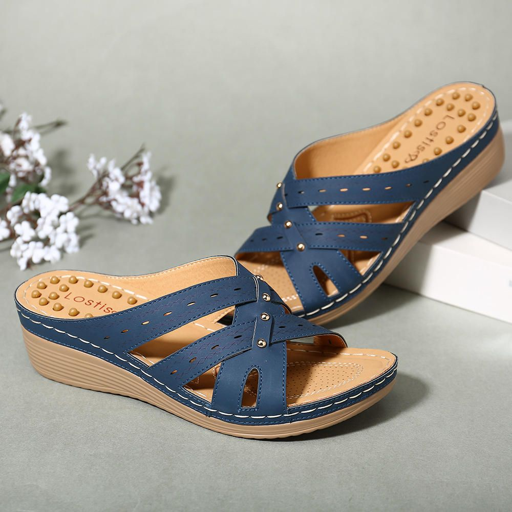 Details about  /New Women/'s Casual Retro Sandals Summer Peep Toe Beach Buckle Slingbacks Shoes B