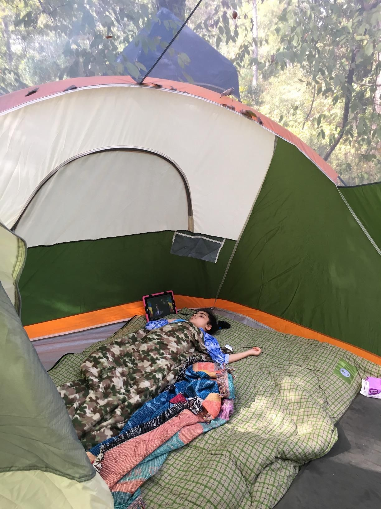 Coleman Green Valley Cool Weather Sleeping Bag Sports Outdoors