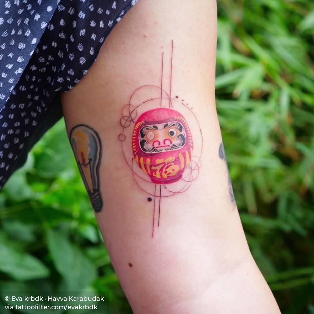 47+ Awesome Daruma doll tattoo ideas ideas in 2021