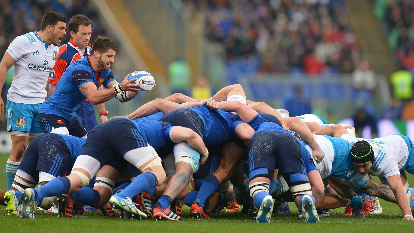 Épinglé sur Rugby Scrums