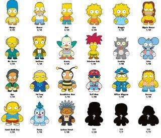 Simpsons Characters Google Da Ara Simpsons