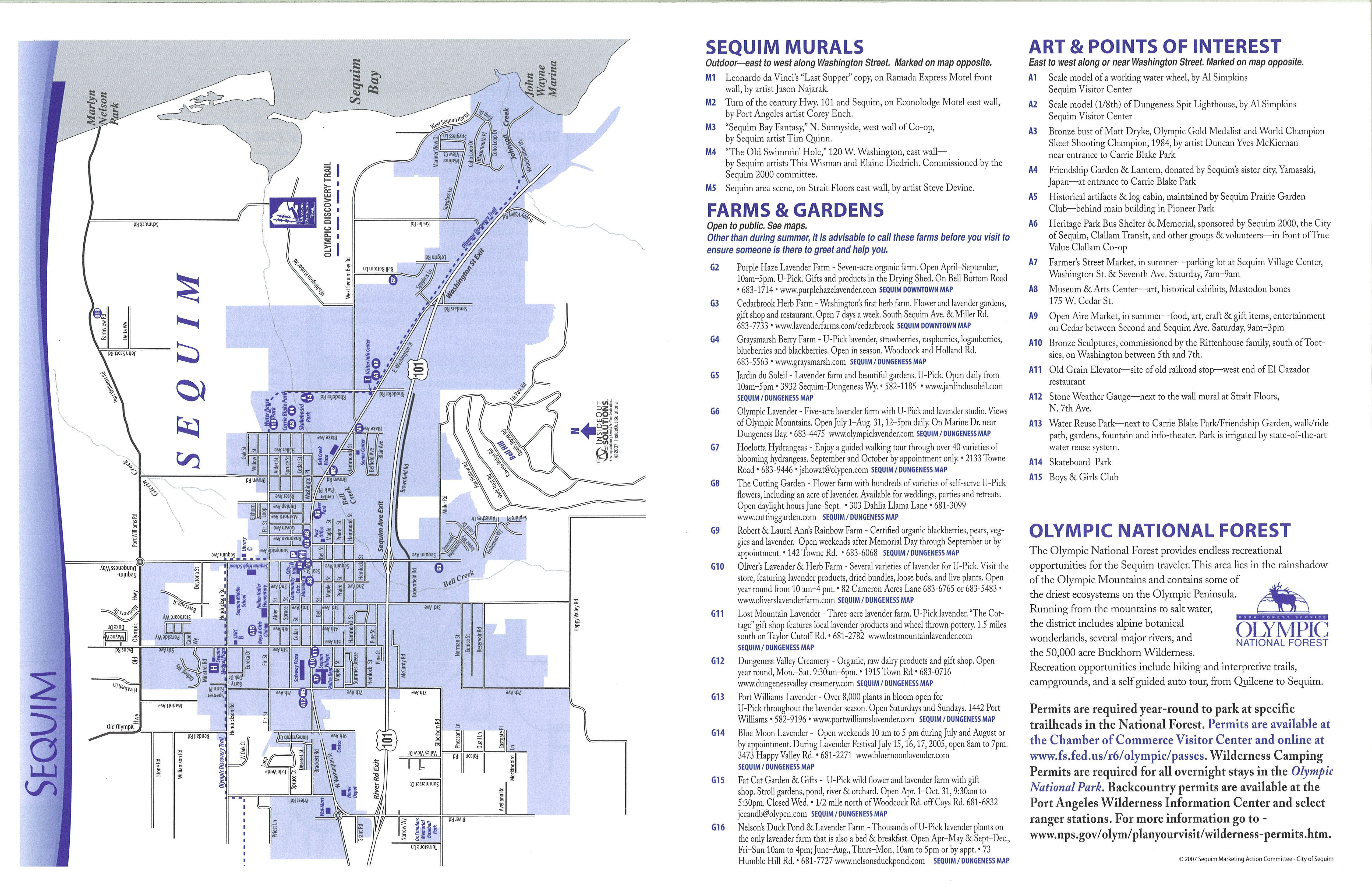 Sequim, WA Map | OLYMPIC PENINSULA in 2019 on eltopia wa map, amanda park wa map, bellevue on a map, edmonds wa map, port townsend map, salem wa map, port orchard wa map, sequim google map, port angeles map, blyn wa map, sequim street map, sequim city map, olympic peninsula map, sequim washington on map, kingston wa map, husum wa map, lake sutherland wa map, benge wa map, south everett wa map, malo wa map,