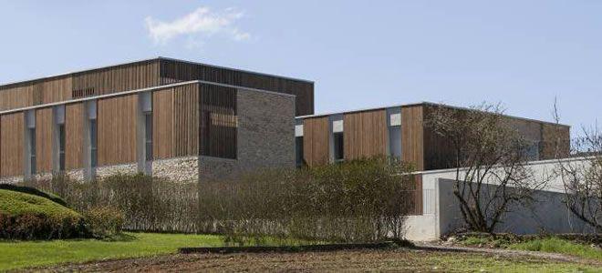Lauréat du Prix Travailler  Maison de Santé pluri-professionnelle - prix de construction maison