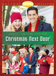 Christmas Next Door 2017 Dvd Hallmark Lifetime Movies