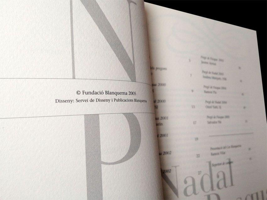 """Llibre amb CD. """"De Nadal a Pasqua! Recull de pregons i dels concerts. Nadal 2000 - Pasqua 2005"""". 2005"""