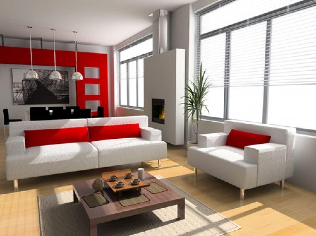 Wohnzimmer modern farben for Moderne wohnzimmer farben