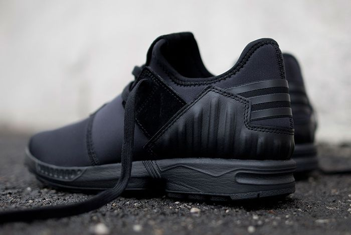 adidas Zx Flux Plus (Core Black) - Sneaker Freaker