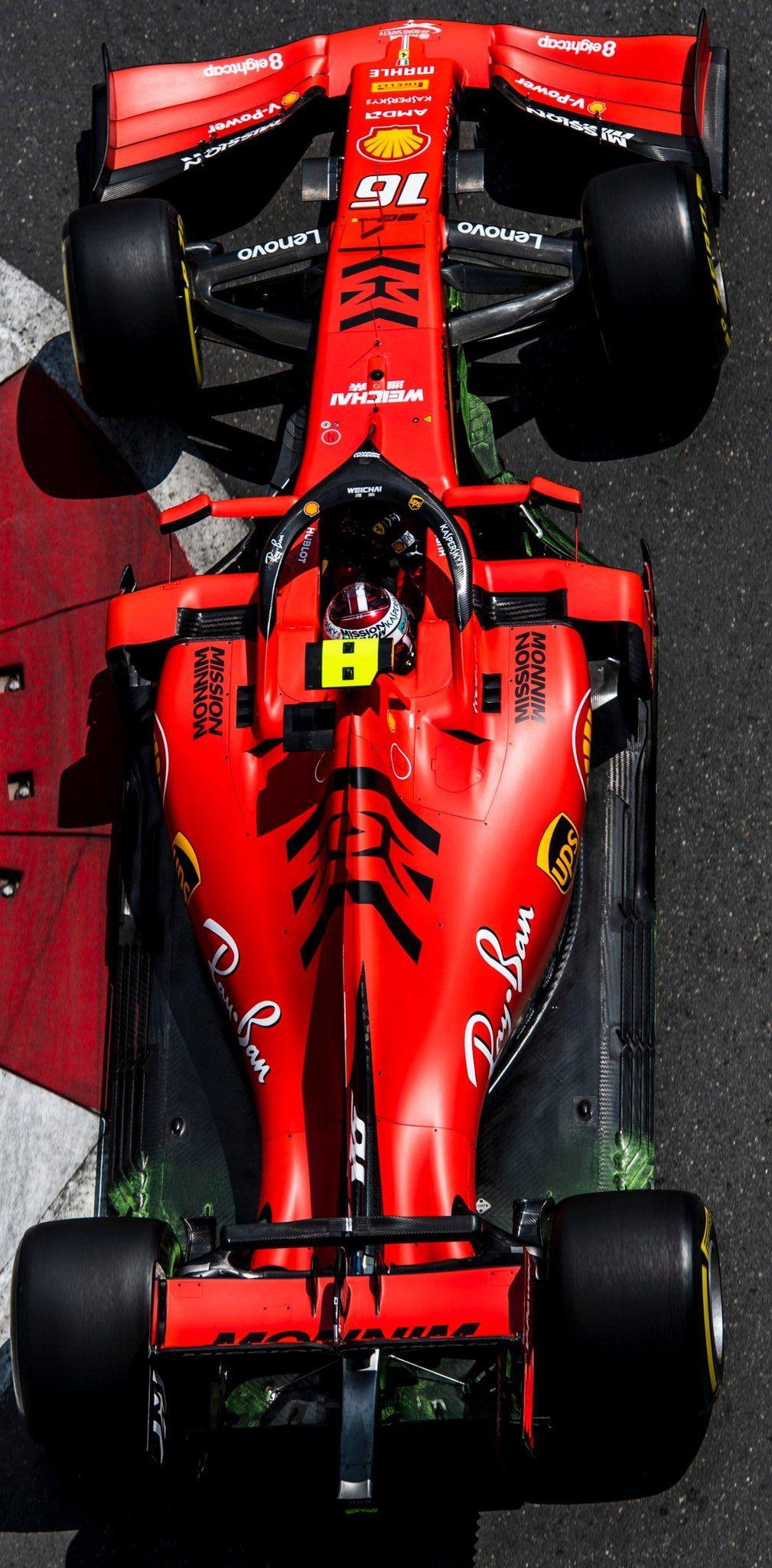 Craig Scarborough On Ferrari Ferrari F1 Formula One