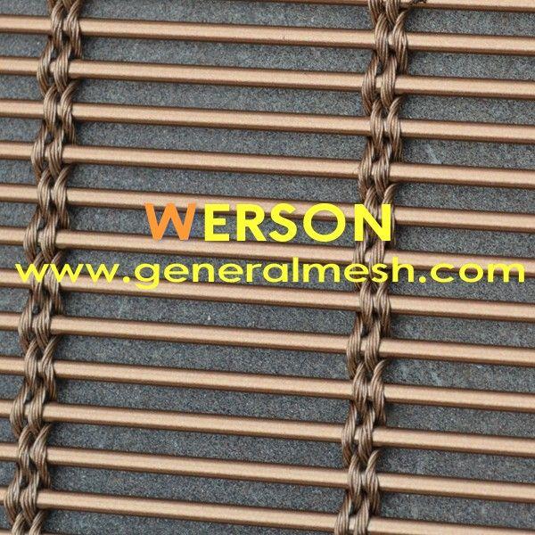Generalmesh Tejidos arquitectónicos para protección solar de