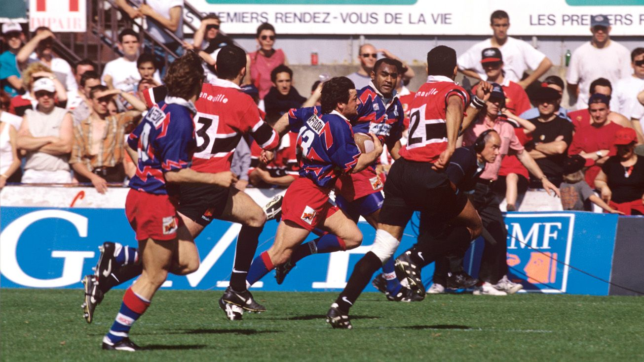 TOP 14 Toulouse, l'historique en demifinales Rugby