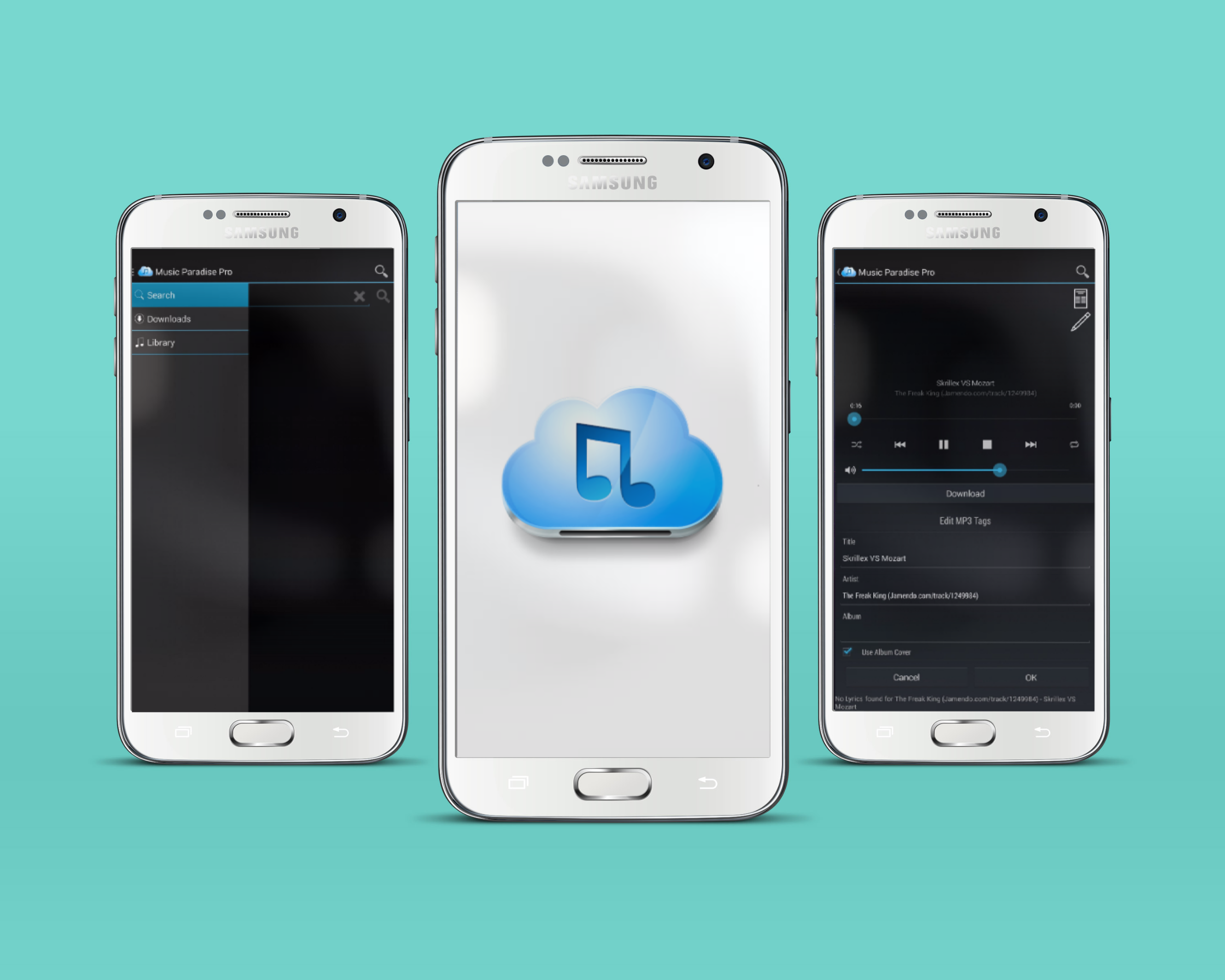 Music Paradise Pro For Android And iOS Updated Version