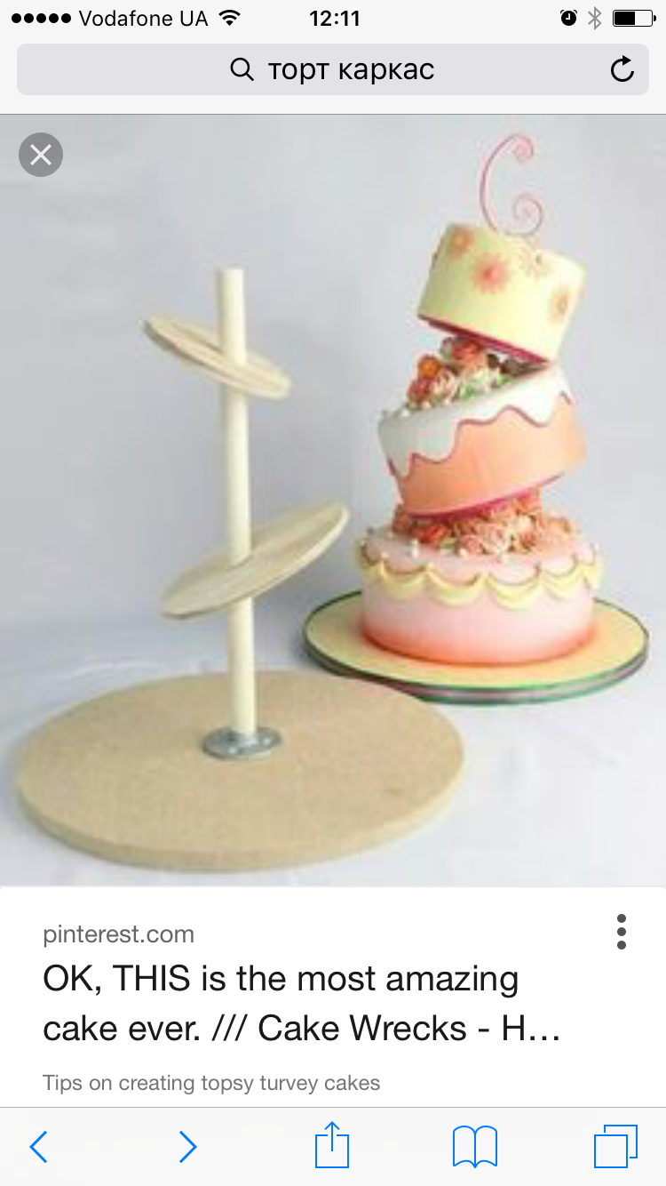 Wedding and special event cakes with artistic flair by Courtney Clark. DIY  Cupcake Tower