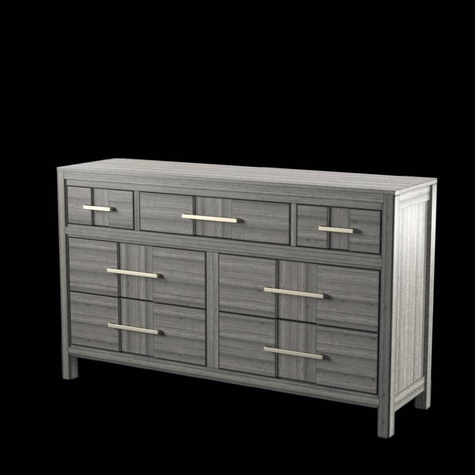 Alona 7 Drawer Dresser 7 Drawer Dresser Dresser Drawers Dresser [ 970 x 970 Pixel ]