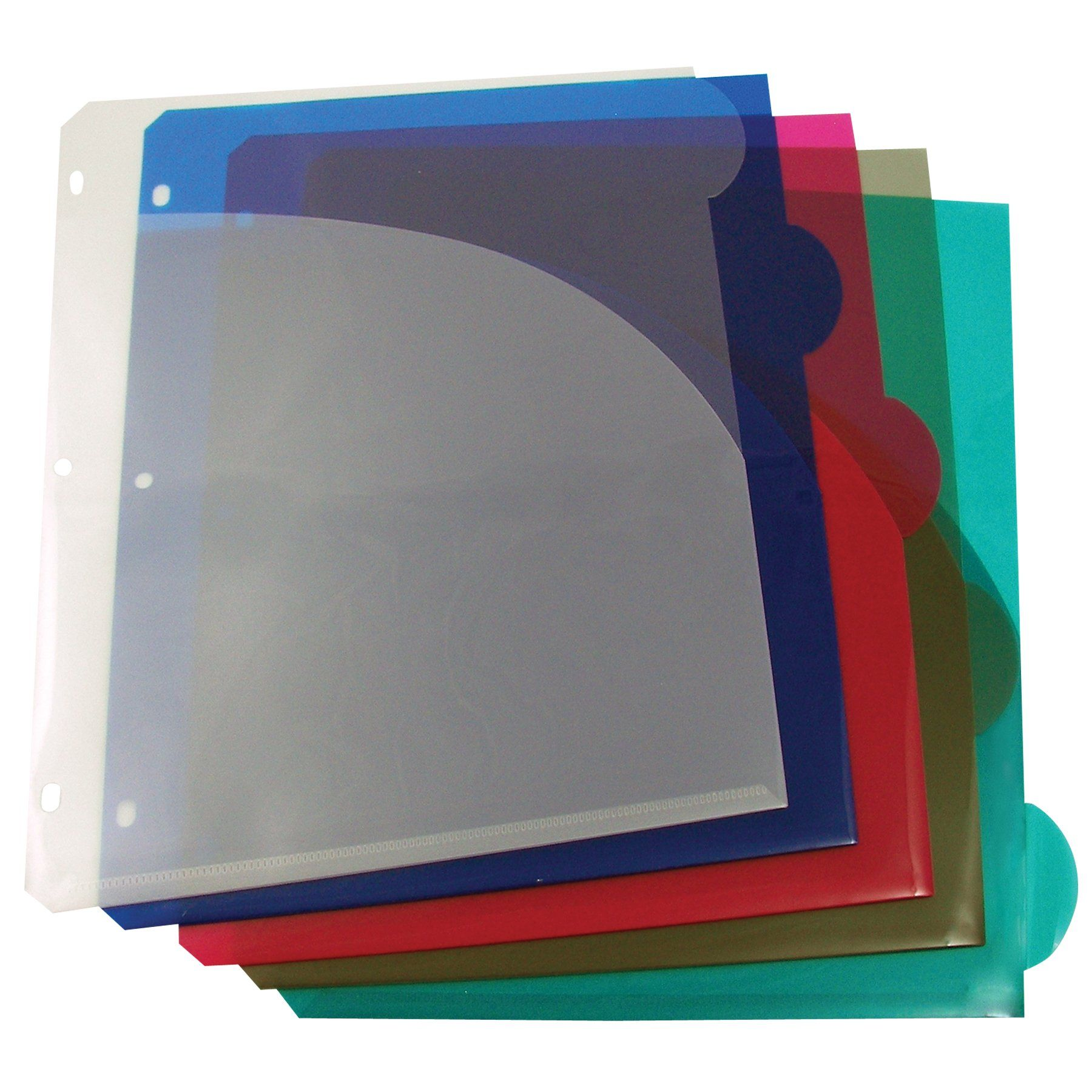 3 Ring Binder Index Dividers - Google Search