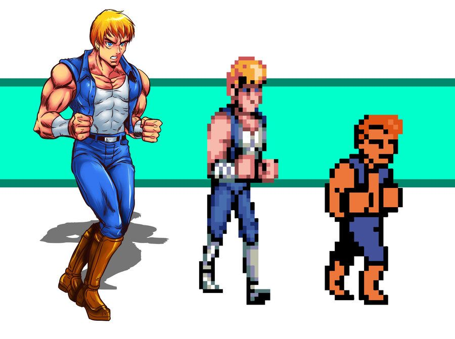 Double Dragon Art Reason For Be Double Dragon By Shayeragal