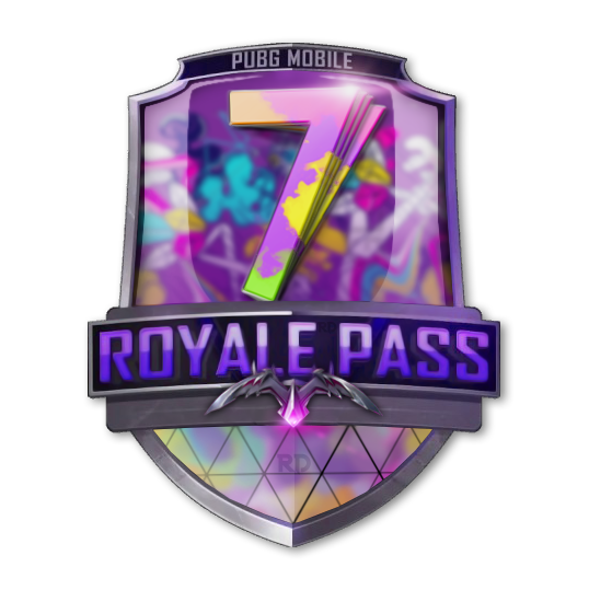 PUBG SEASON 7 ROYAL PASS FREE PNG Free png, Season 7