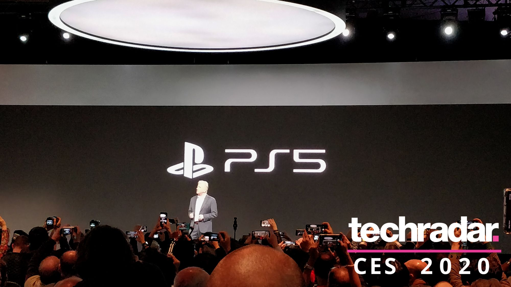 Sony's rumored PS5 announcement at CES 2020 was a dud in