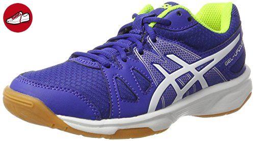 Asics Gel-Blast 6 GS, Unisex-Kinder Outdoor Fitnessschuhe, Rot (Chinese Red/Flash Yellow/Black 2307), 36 EU