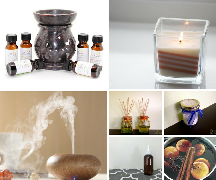 NonToxic Air Fresheners What Are Your Options? (With