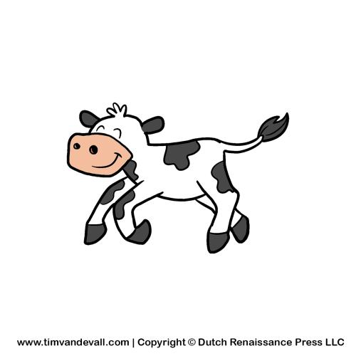 Bovine Calf Decorations