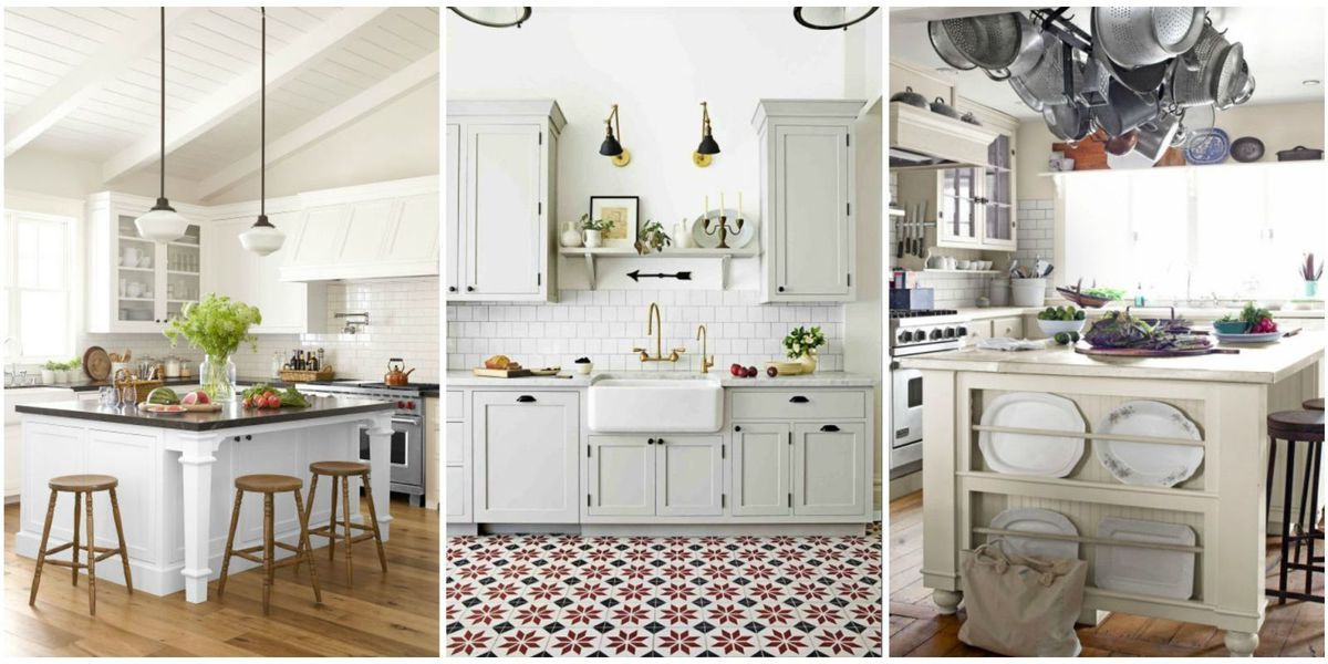 The 10 Best White Kitchen Cabinet Paint Colors for a Clean ...