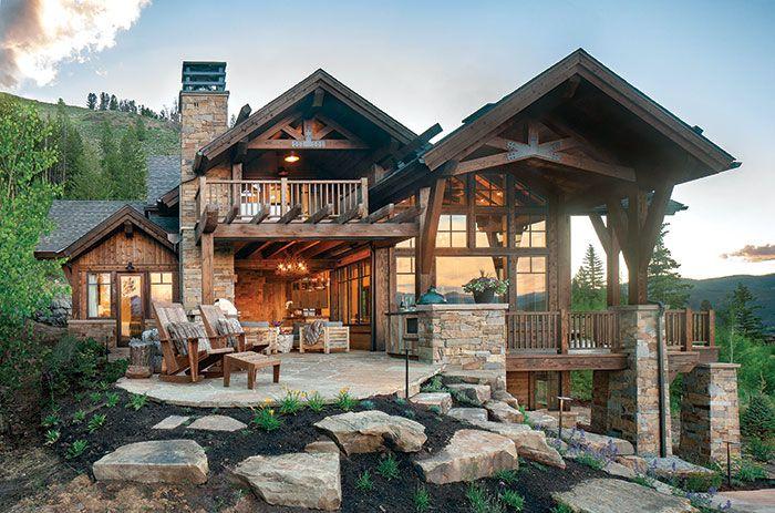 Endless Summer - Mountain Living