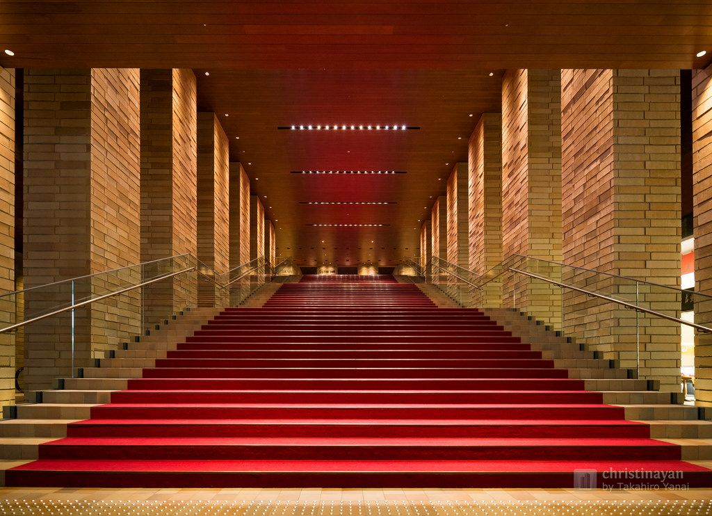 Best Stairs Of Festival Hall フェスティバルホール Architecture 400 x 300