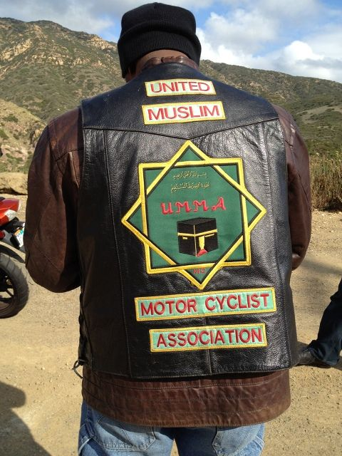 United Muslim Bikers Umma Photos Motorcycle Clubs The Unit Biker Clubs