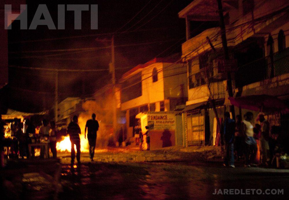 Resultado de imagen para haiti jared leto libro
